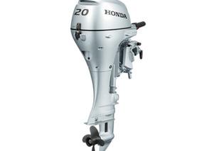 Honda Motor Fuera De Borda Bf 20 Hp Mega Liquidación