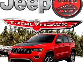 Jeep Grand Cherokee Trailhawk V8 Hemi 4x4 360hp Qc Piel Arh