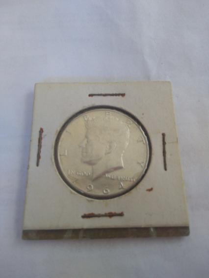 Moneda Usa Sin Circular 1964