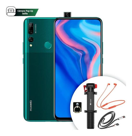 Huawei Y9 Prime 2019 Verde + Bundle
