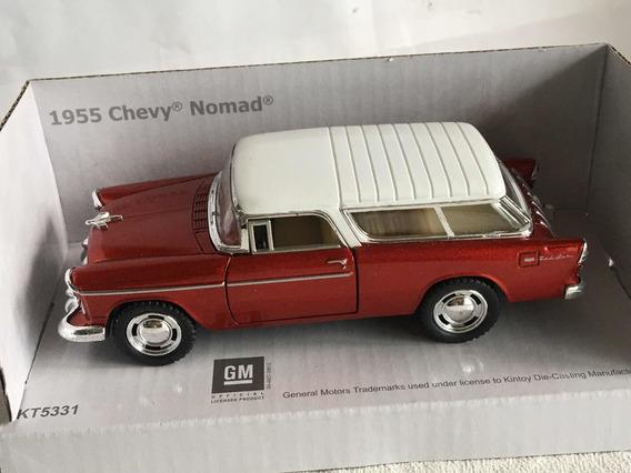 Coleccion De Autos Kinsmart Chevy 1955 Nomad
