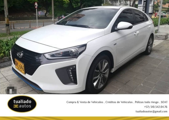 Hyundai Ioniq Limited Hybrido