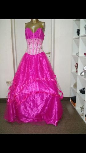 Vestido De 15 Años Nuevo Sin Uso .echo Para Una Princesa