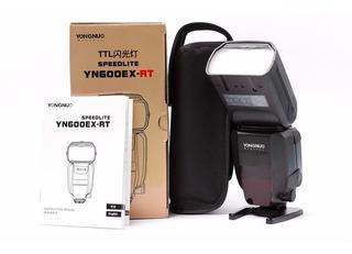 Flash Yongnuo Yn-600ex-rt Idem Canon Speedlite 600 Ex Rt