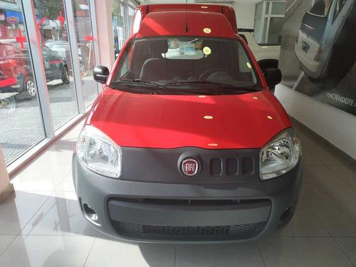 Fiat Fiorino 1.4 Fire Evo 87cv Top 0km 2020 / Uva 0km Fisica