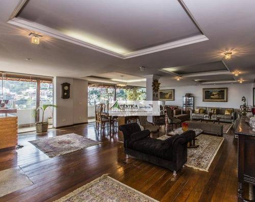 Casa 5 Quartos Mangabeiras - Ca0164