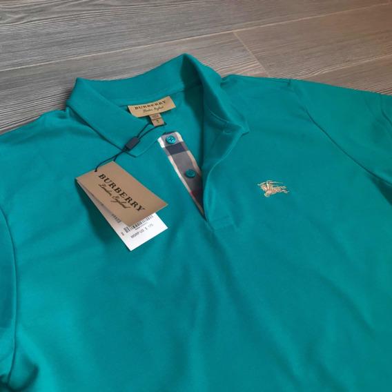 Camisa Polo Burberry Original