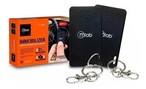 Inmovilizador Para Auto Antirrobo - Antiportonazo Mlab 5433