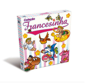 Livro Coleção Francesinha 12 Volumes