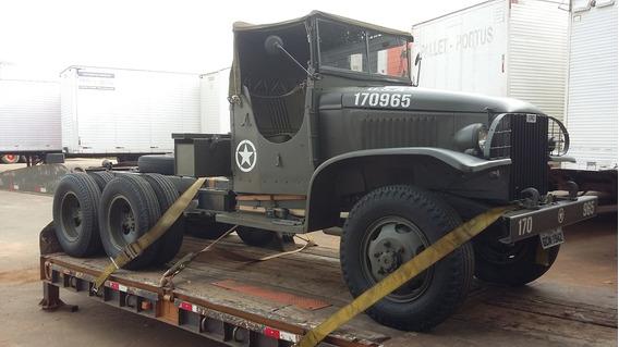 Caminhão Gmc Cckw 1942 6x6 2 1/2 Ton
