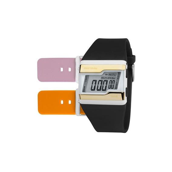 Relógio Mormaii Feminino Fzw/t8e - Troca Pulseira