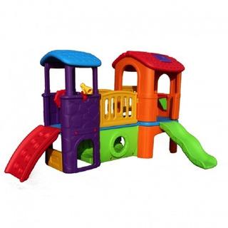 Casa De Juegos Ideal Para Jardin Infantil