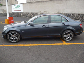 Mercedes Benz C180 Cgi Premium 2011