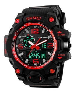 Reloj Skmei 1155 Cronometro Deportivo Digital Alarma Sumerg