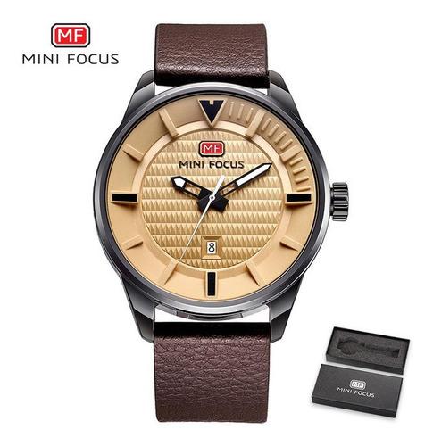 Relógio Mini Focus Esporte Fino Masculino Muito Lindo