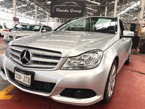 Mercedes Benz Clase C 1.8 180 Cgi Navi At 2013