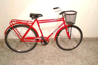 Bicicleta Doble Caño Rodado 26