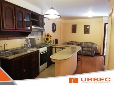 Suite Amoblada En Arriendo Riobamba Sector Céntrico