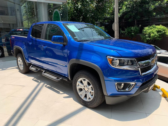 Chevrolet Colorado Equipada 4x4