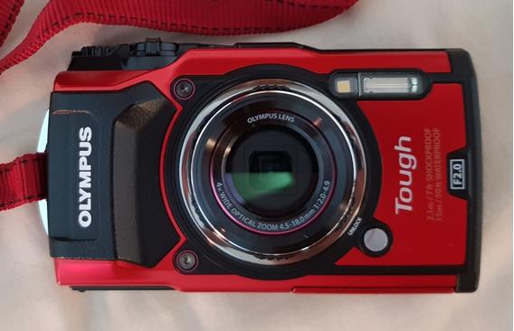 Câmera Olympus Tough Tg-5