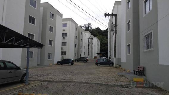 Apartamento Com 3 Dormitórios À Venda, 65 M² Por R$ 130.000,00 - Escola Agrícola - Blumenau/sc - Ap0730