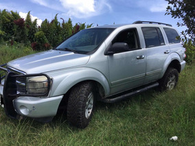 Dodge Durango Limited Piel 4x4 At 2004