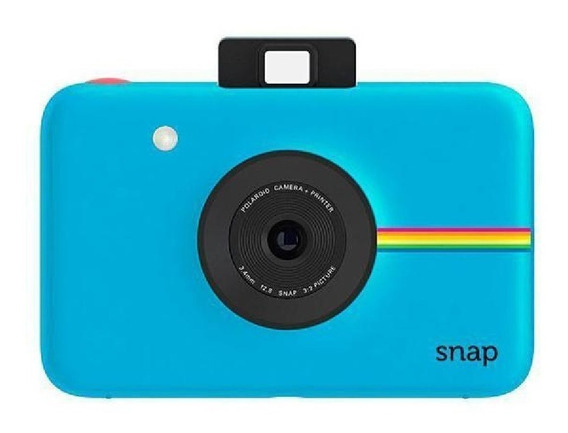 Câmera Instantânea Polaroid Snap Digital + Nf