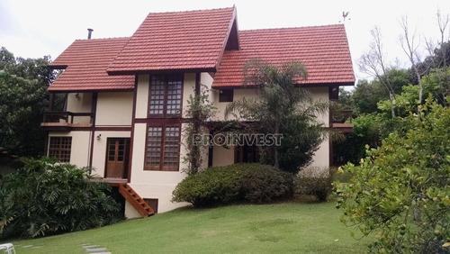Casa Com 3 Dormitórios À Venda, 349 M² Por R$ 1.800.000 - Granja Viana São Fernando Golf Club - Ca16634
