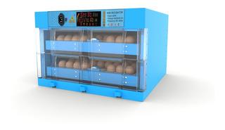 Incubadora 128/300 Huevo 220/12v Nvo Modelo+regalos+humidif