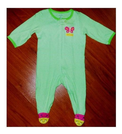 Pijama Carters Original Como Nuevo Niña 6m