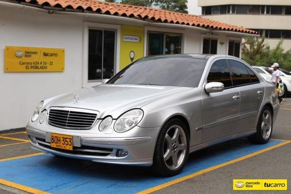 Mercedes-benz Clase E 320 Avantgarde Tp 3200