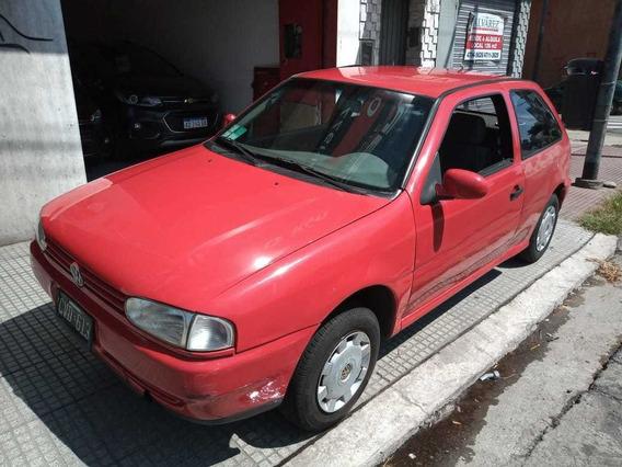 Volkswagen Gol Mi 1.0 3ptas Oportunidad!!!!