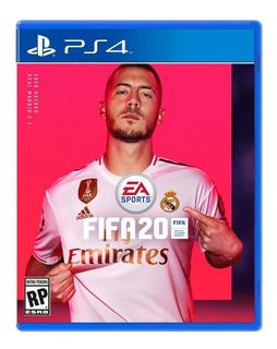 Fifa 20 Ps4 Juego Cd Nuevo Original Fisico Sellado En Stock