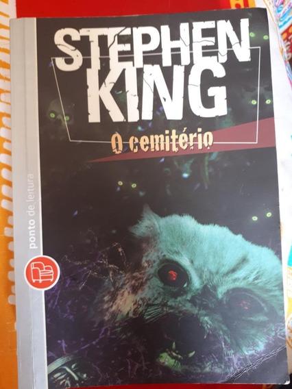 Stephen King - O Cemitério (bolso)
