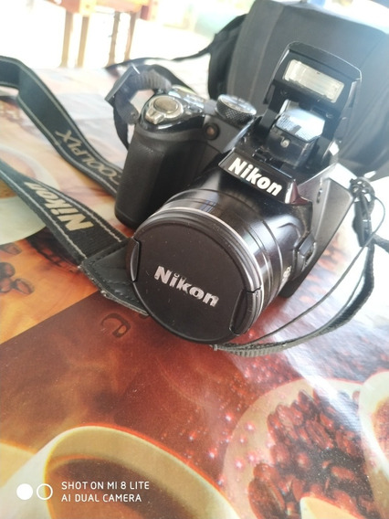 Câmera Nikon Coolpix P500 Zoom 36x
