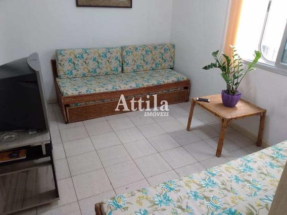Apartamento Com 1 Dorm, Enseada, Guarujá - R$ 180 Mil, Cod: 1187 - V1187