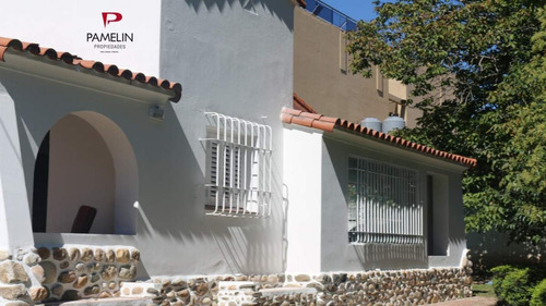 Alquilo Casa De 2 Dor. Mas Dpto. Con Pileta Y Garaje ** Centro **villa Carlos Paz **