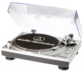 Toca Discos Audio Technica At-lp 120