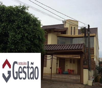 Casa / Sobrado Com 4 Dormitório(s) Localizado(a) No Bairro Marechal Rondon Em Canoas / Canoas - G2333