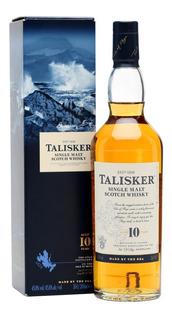 Estuche Whisky Talisker 10 Años X750cc