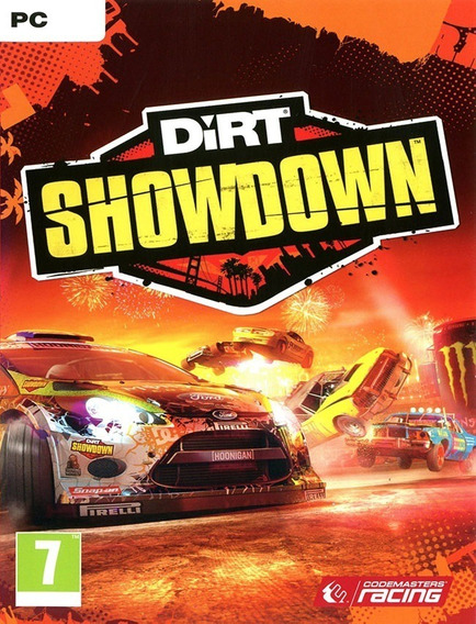 Dirt Showdown Pc - Steam Key (envio Já)