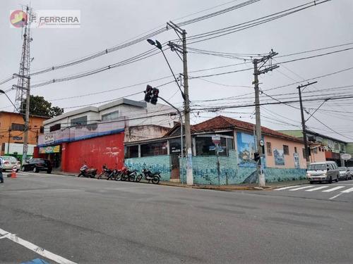 Ponto Para Alugar, 150 M² Por R$ 10.000/mês - Centro - Itapecerica Da Serra/sp - Pt0002