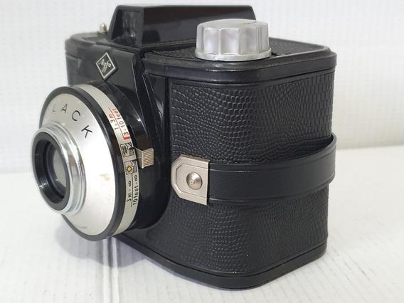 Máquina Fotográfica Agfa Clack