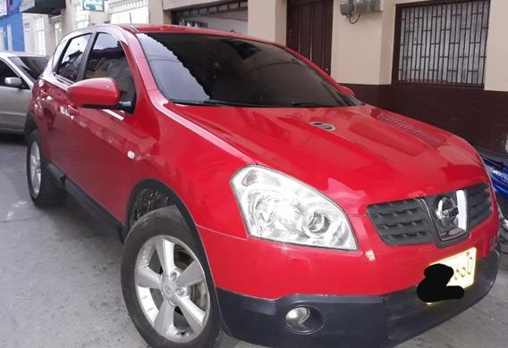 Nissan Qashqai 2009 4x4