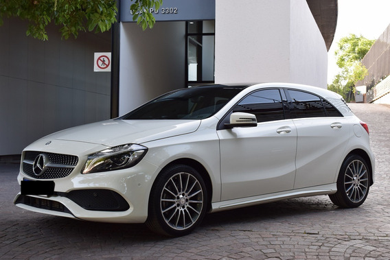 Mercedes Benz Clase A 250 Amg Line 2017 27.000 Kms