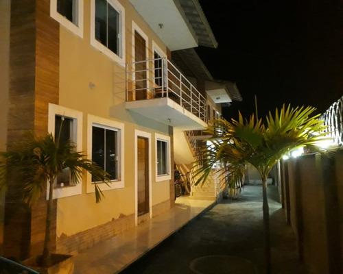 Apartamento Para Venda Em Maricá/rj - Mi-042 - 69495736