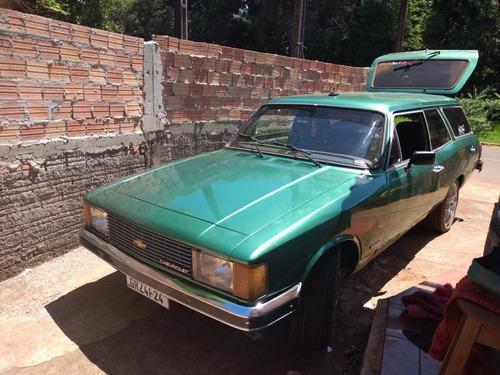 Imagem 1 de 6 de Chevrolet Caravan Comodoro 1980