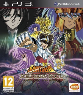 Saint Seiya Soldiers Soul Ps3 Original Entrega Inmediata