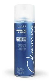 Shampoo À Seco Anticaspa Charming 200ml