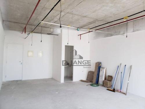 Imagem 1 de 4 de Sala À Venda, 39 M² Por R$ 285.000,00 - Vila Itapura - Campinas/sp - Sa1803